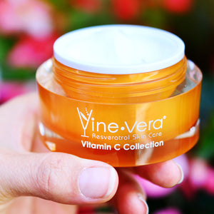 Vine Vera Advanced Skin Care Cream