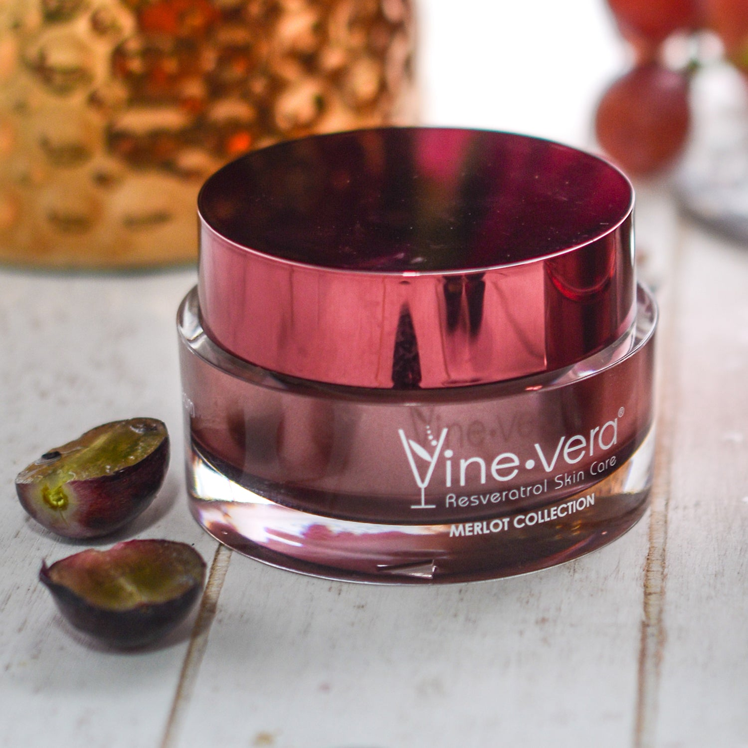 Vine Vera Day Moisturizer for Sensitive Skin