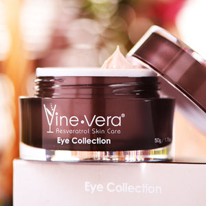 Vine Vera Eye Cream For Dark Circles
