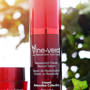 Vine Vera Face Serum For Dry Skin