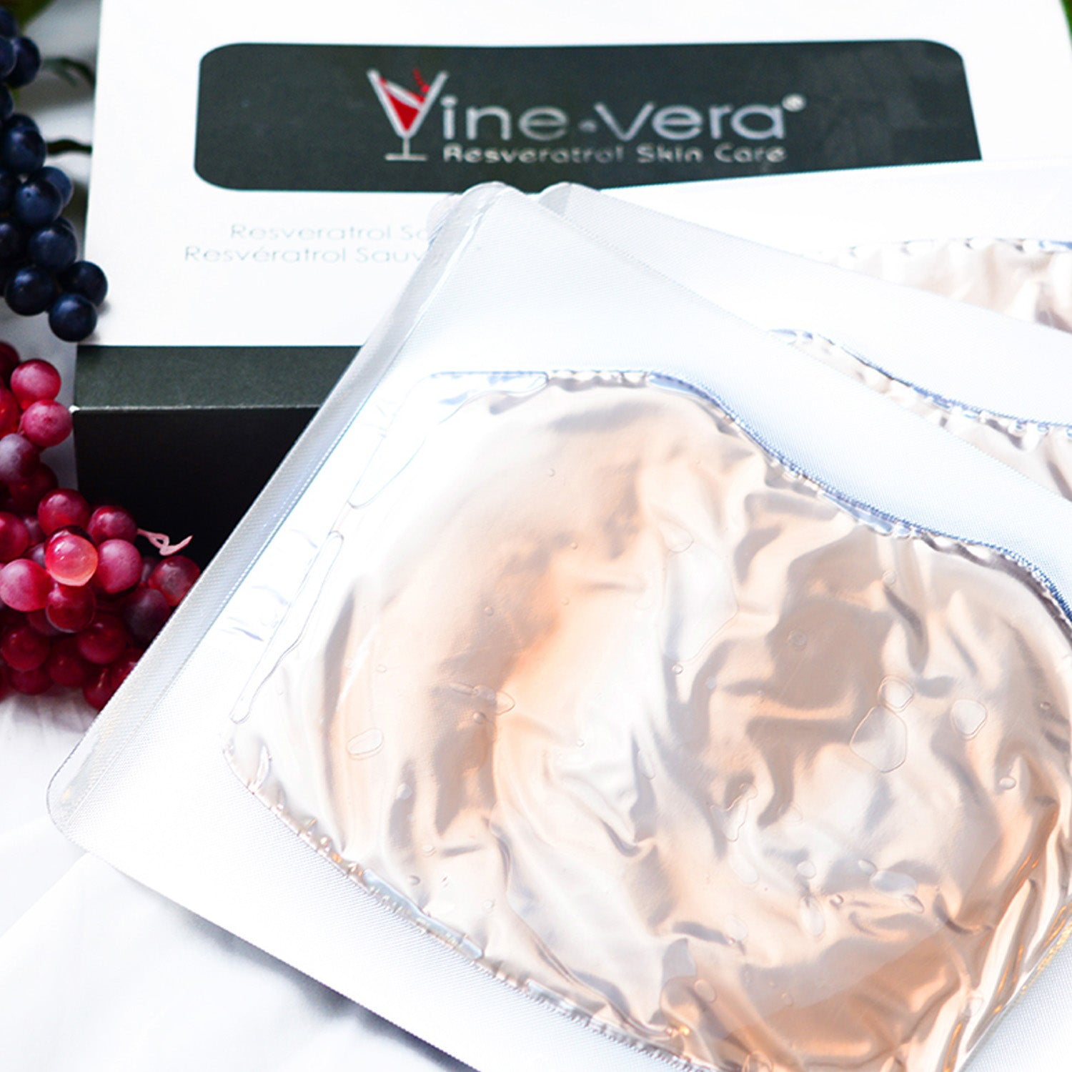 Vine Vera Neck Tightening Mask