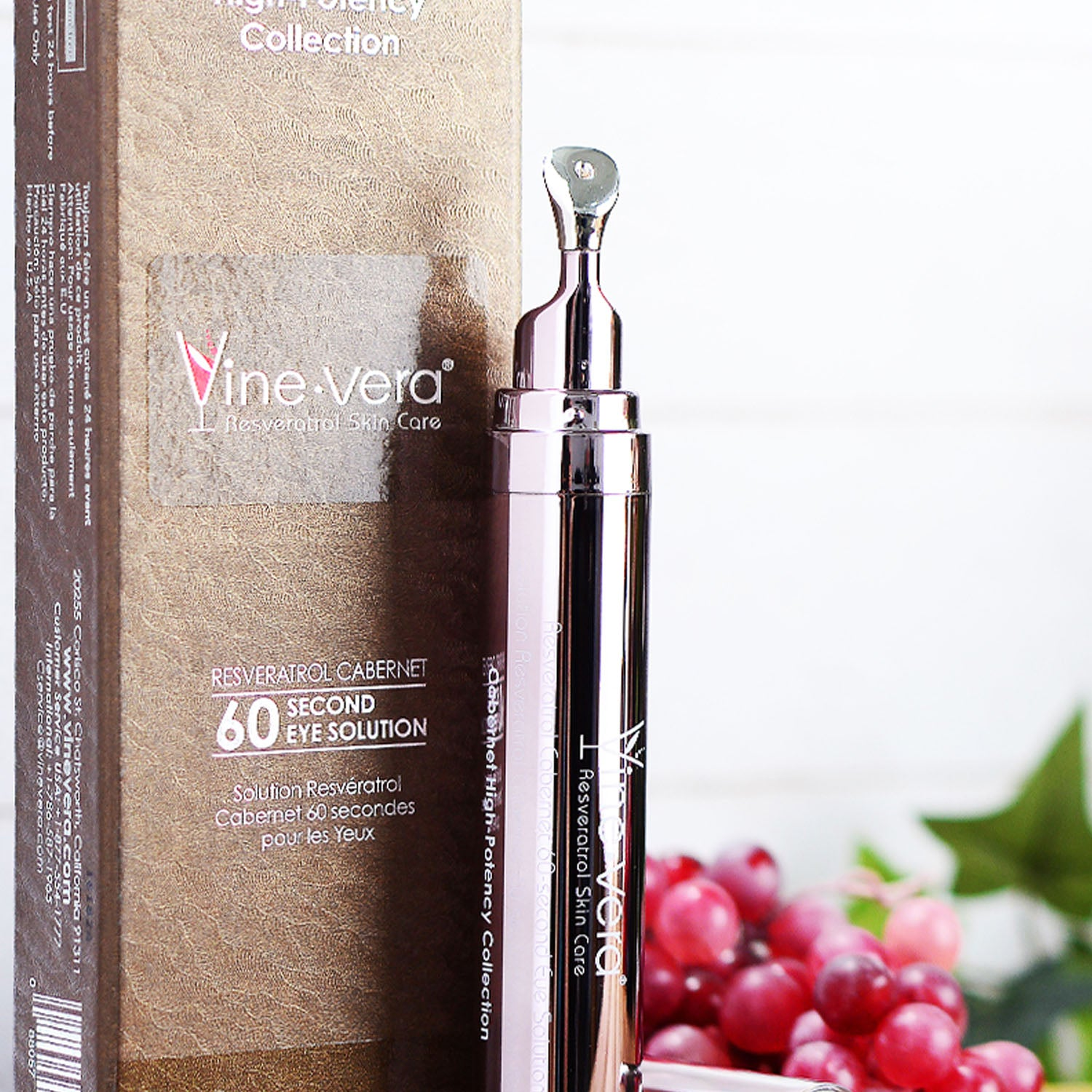 Vine Vera Resveratrol Cabernet Anti Wrinkle Eye Cream