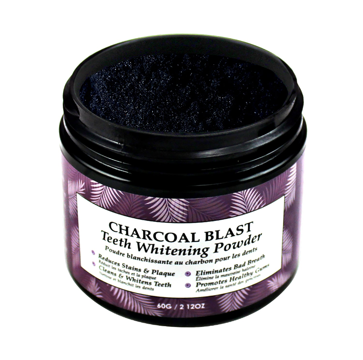 Vivo Per Lei Charcoal Whitening Powder