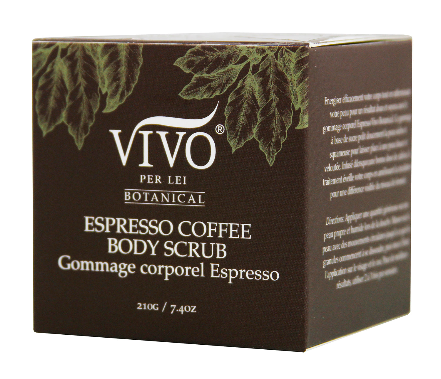 Vivo Per Lei Expresso Scrub For Cellulite