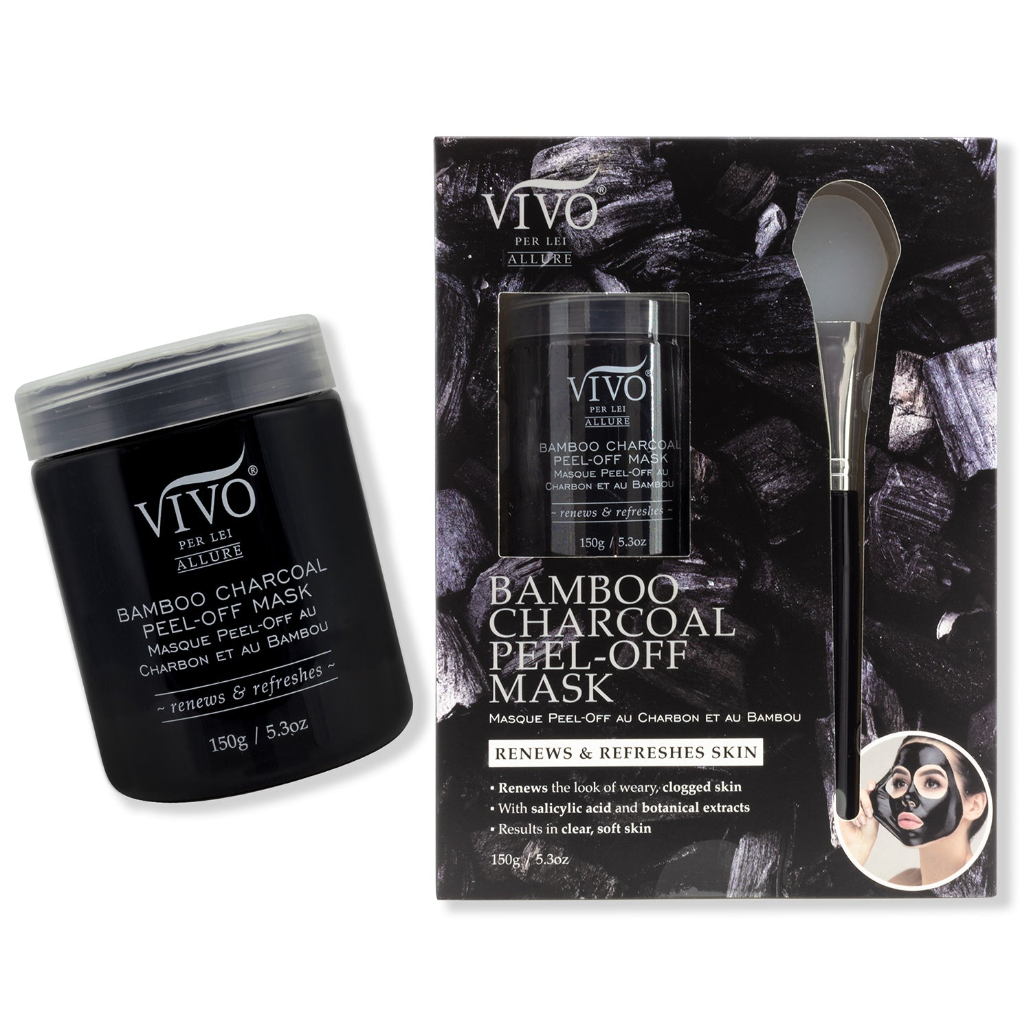 Vivo Per Lei Facial Peel Mask