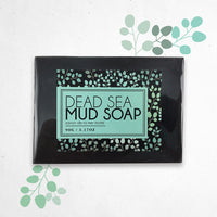 beautyfrizz dead sea mineral soap