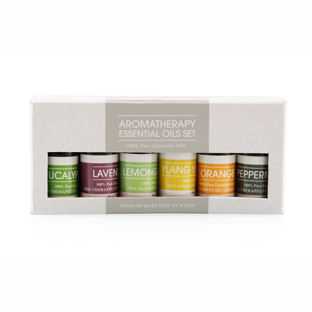 beautyfrizz aromatherapy oils gift set