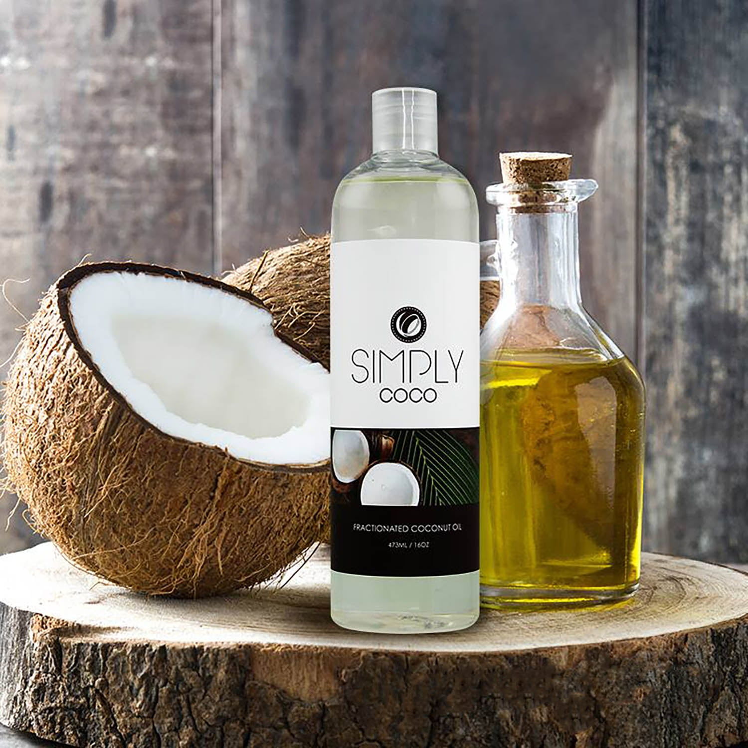 beautyfrizz coconut oil for skin
