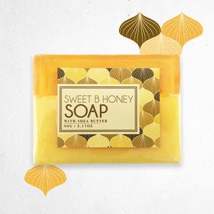 beautyfrizz honey soap