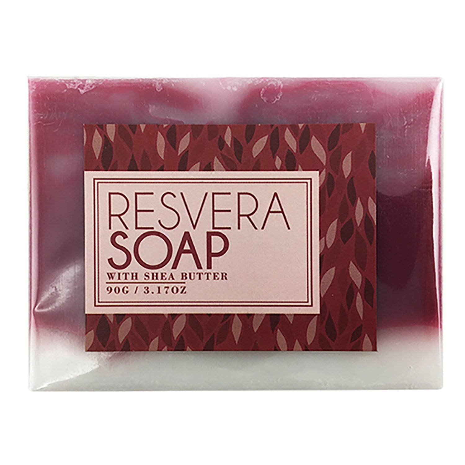 beautyfrizz resveratrol wine soap