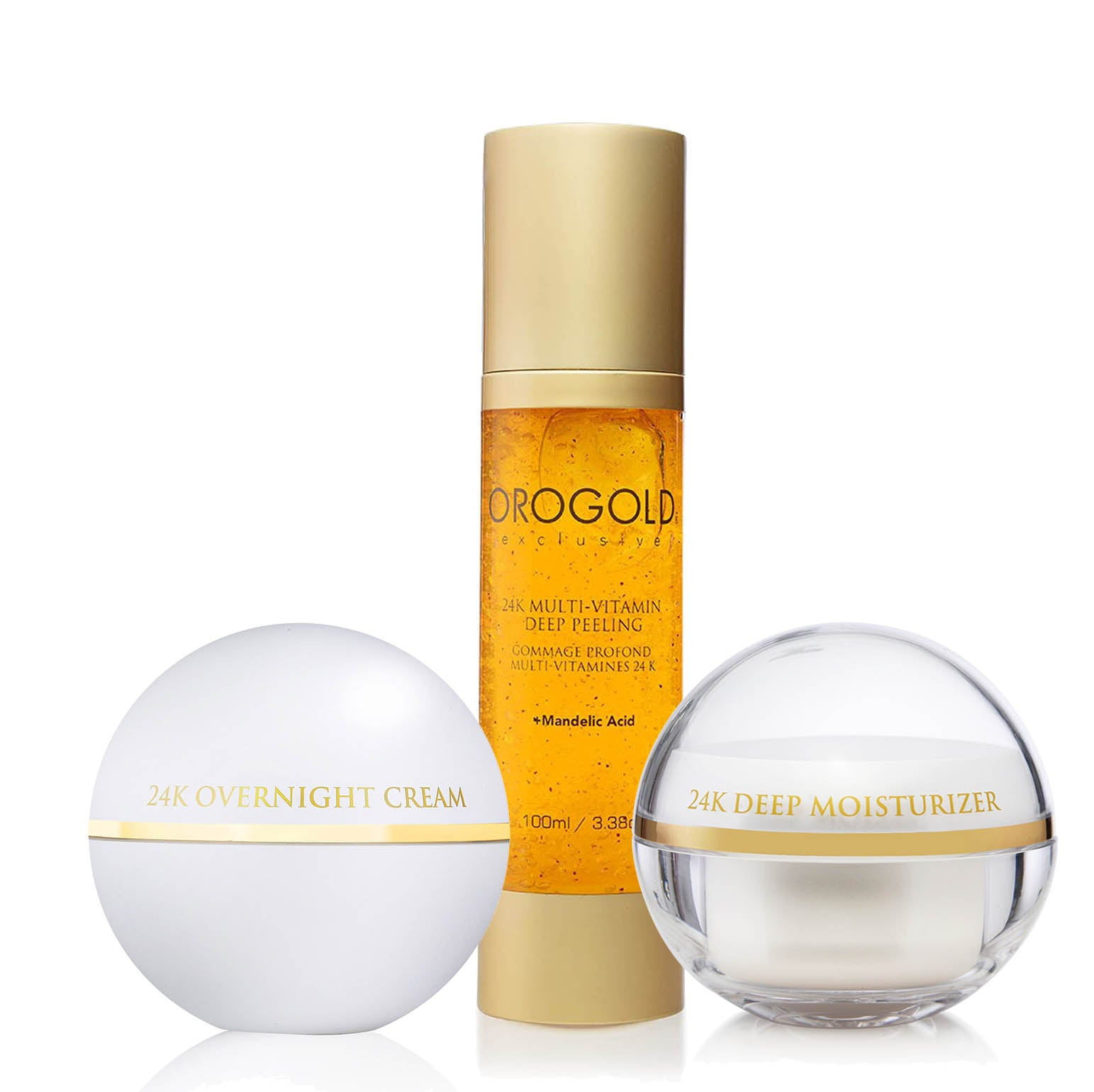 OROGOLD 24K Luxury Skincare Gift Set
