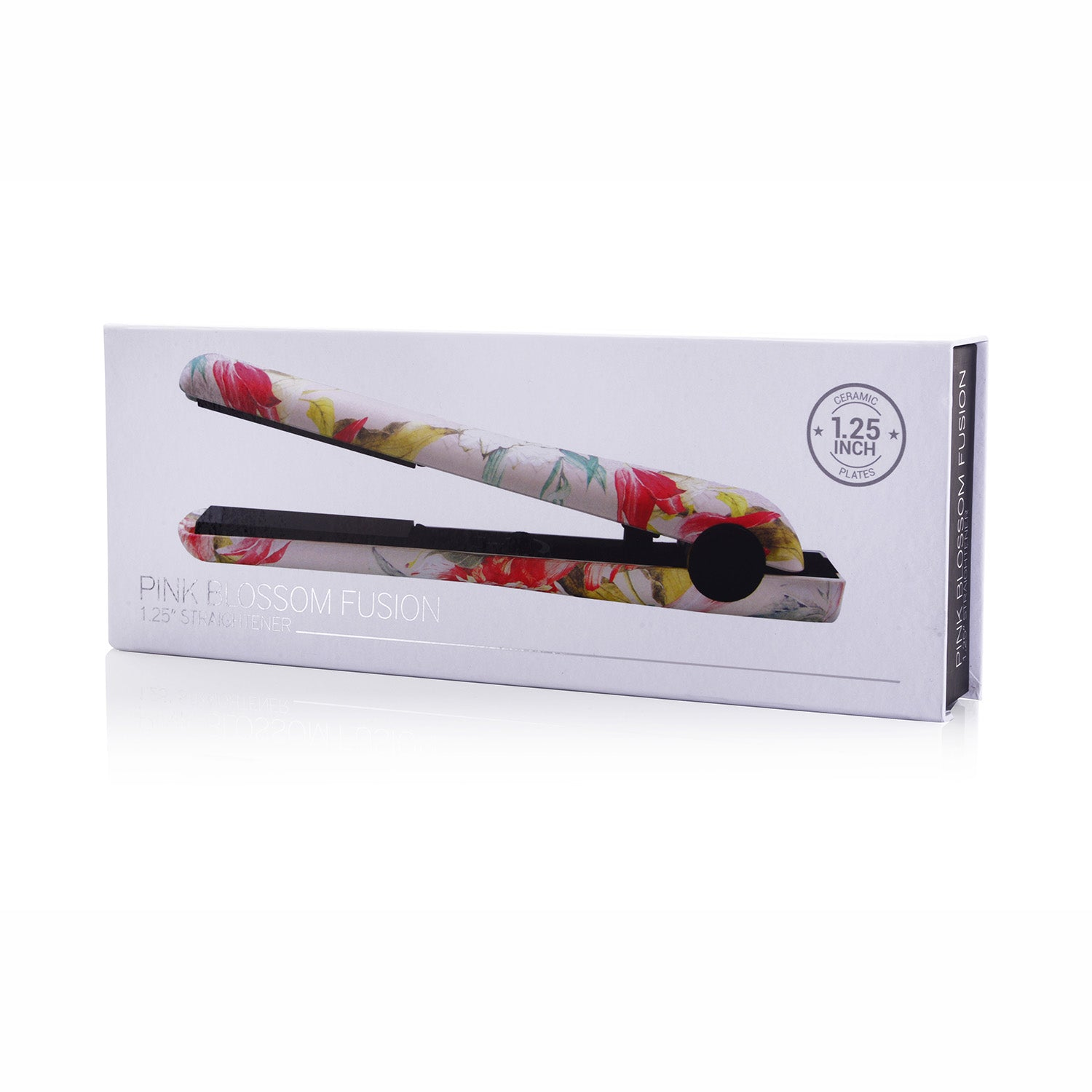 herstyler fusion pink blossom flat iron