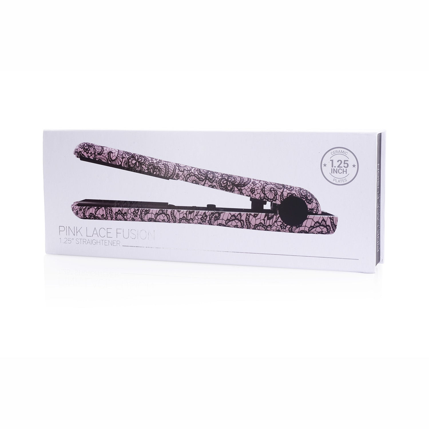 herstyler fusion pink lace flat iron