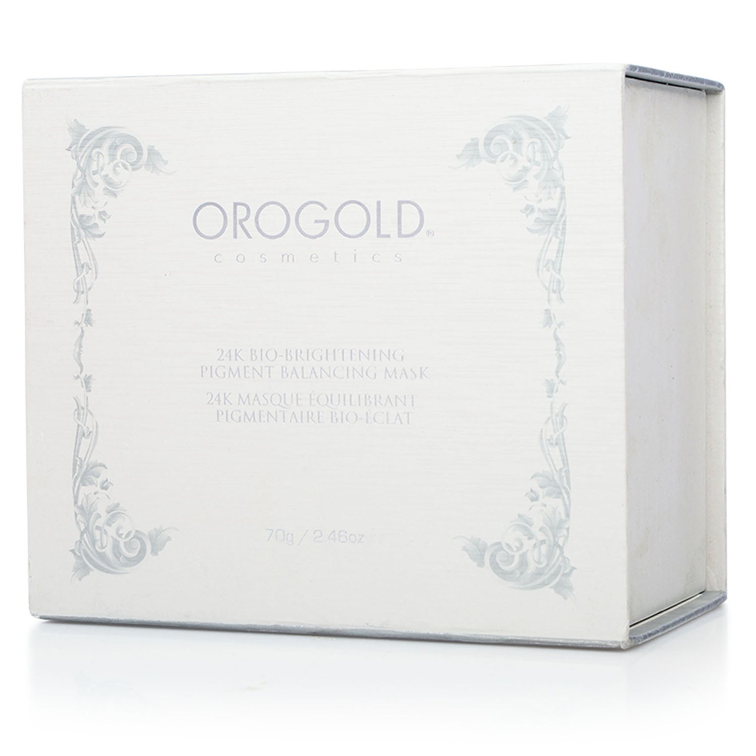 orogold pigment balancing face treatment