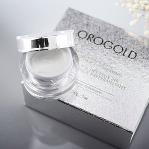 orogold 24k cryogenic contour under eye wrinkle firming cream
