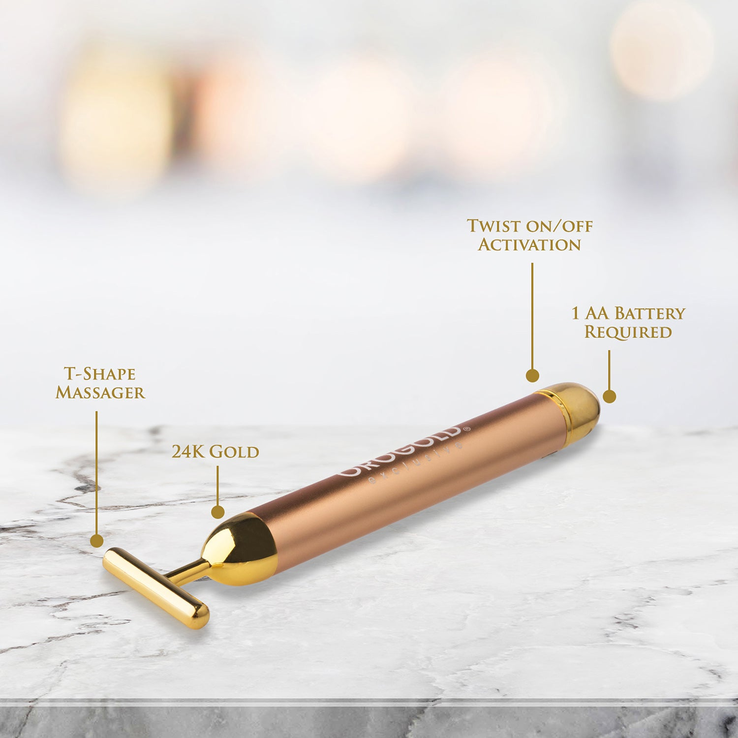 orogold 24k gold massager
