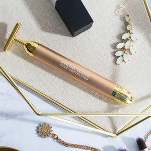 orogold 24k gold face massager