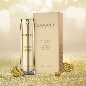 orogold 24k intensive eye formula cream