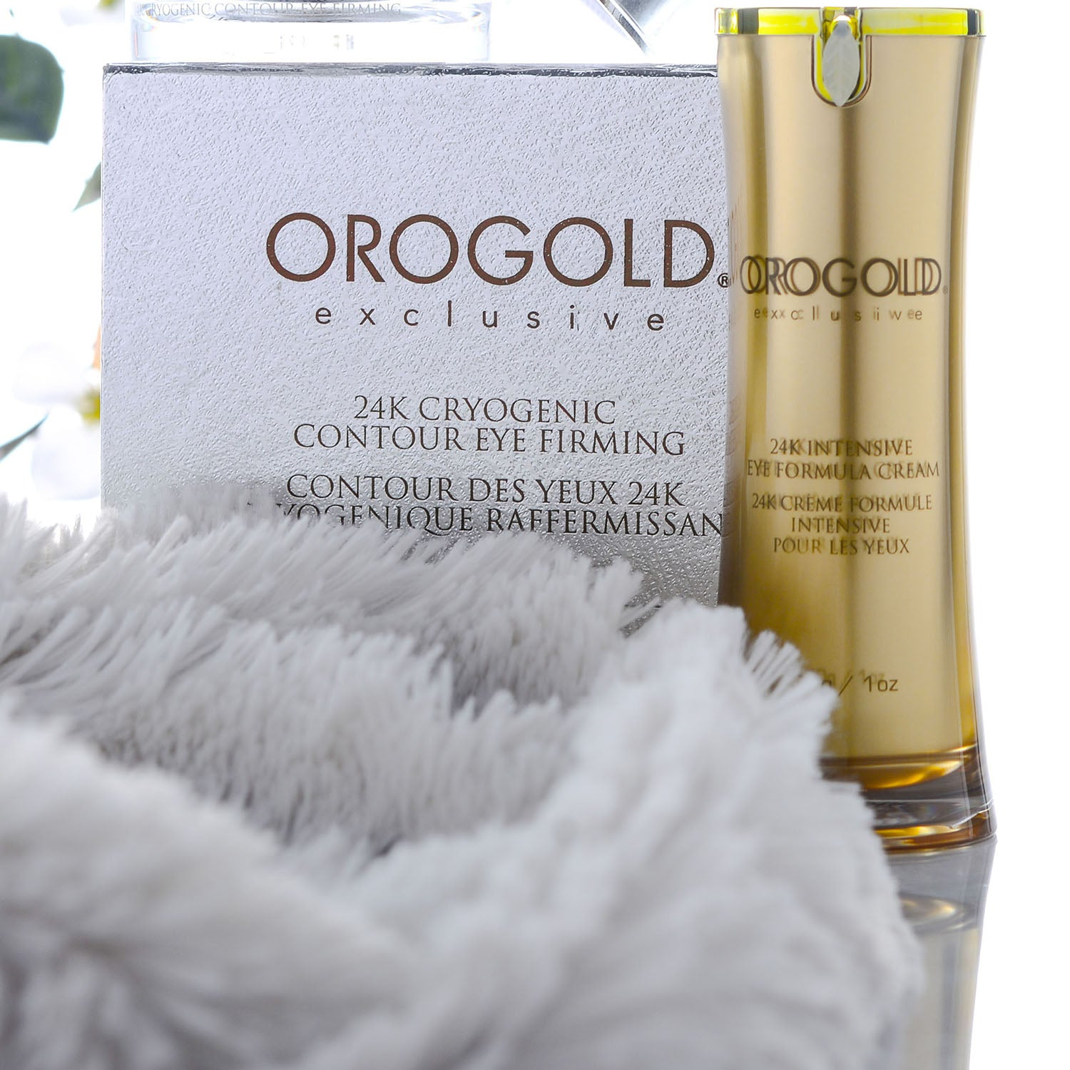 orogold 24k intensive eye serum for under eye wrinkles