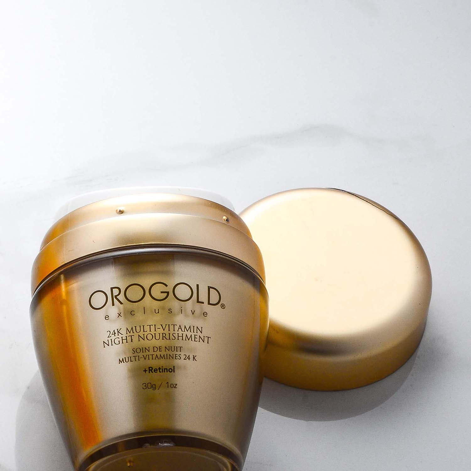 orogold multi-vitamin night cream