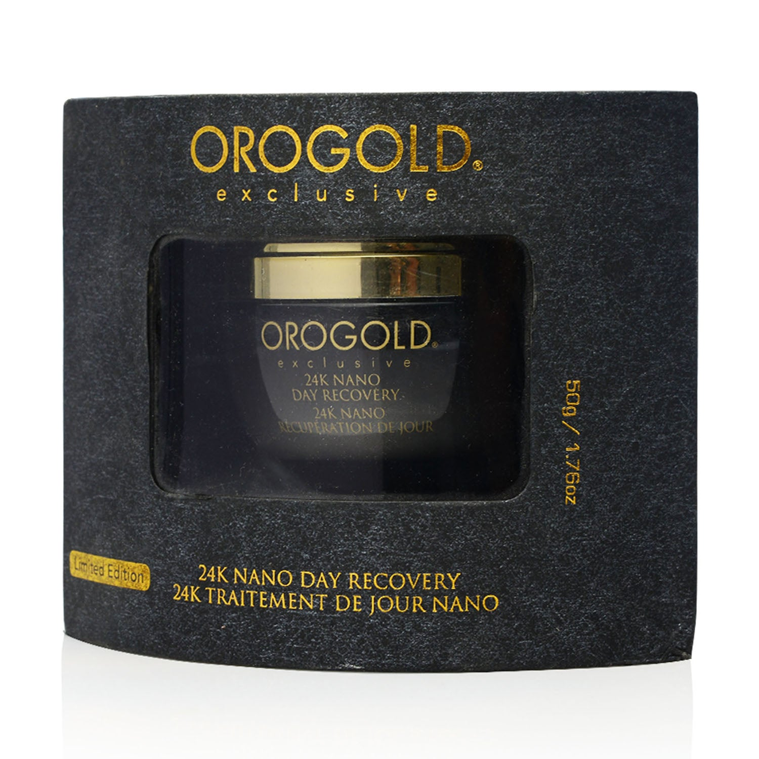 orogold recovery day cream