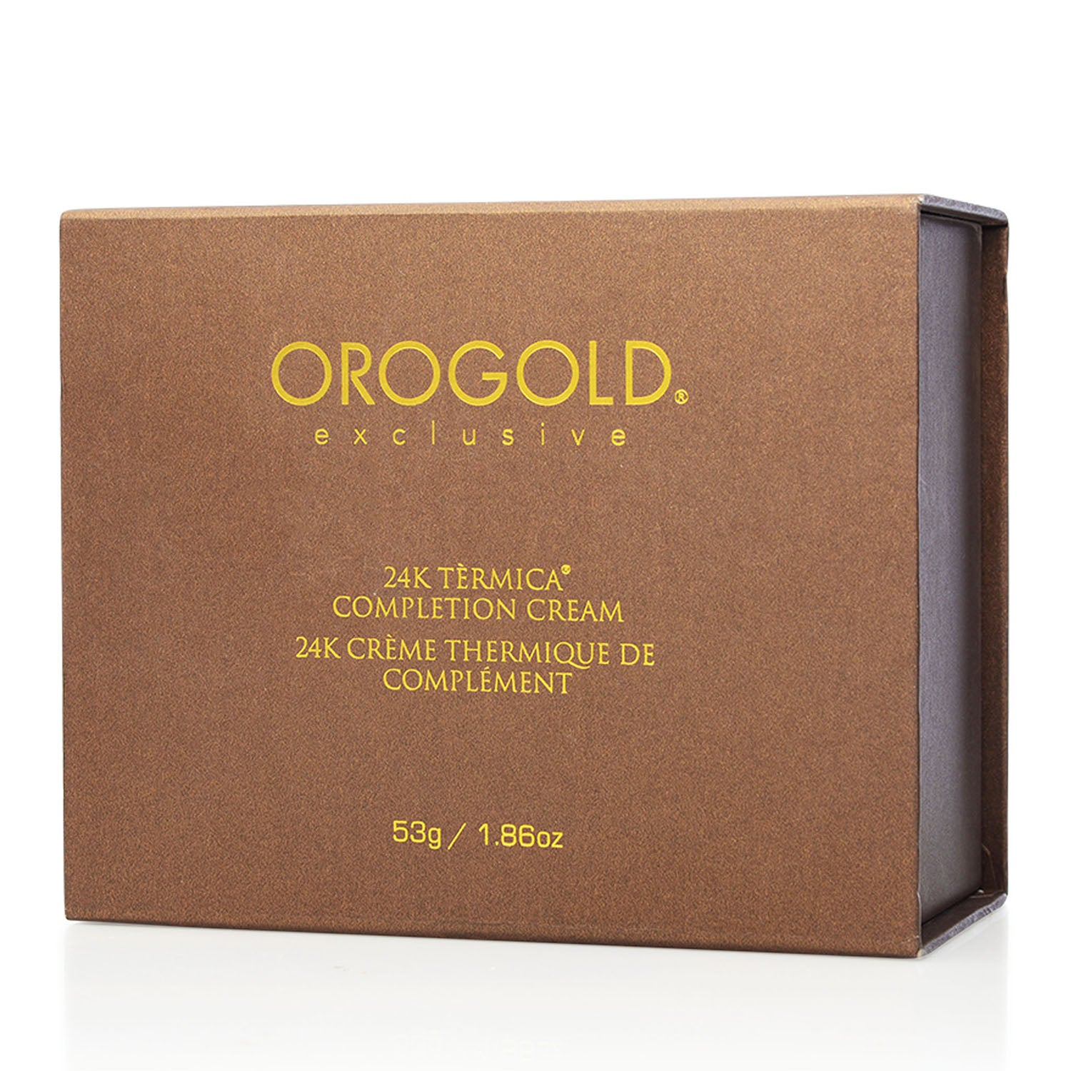 orogold 24k termica completion cream