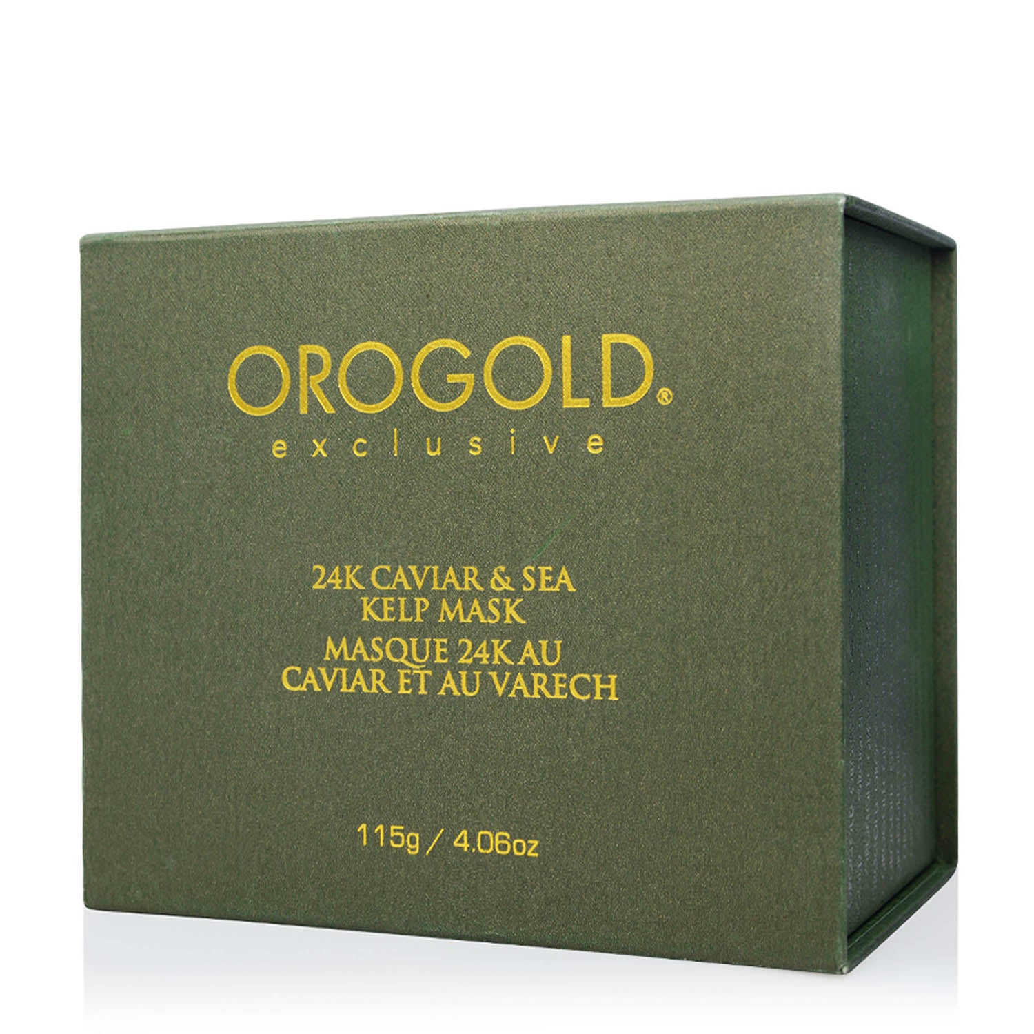 orogold caviar anti wrinkle mask