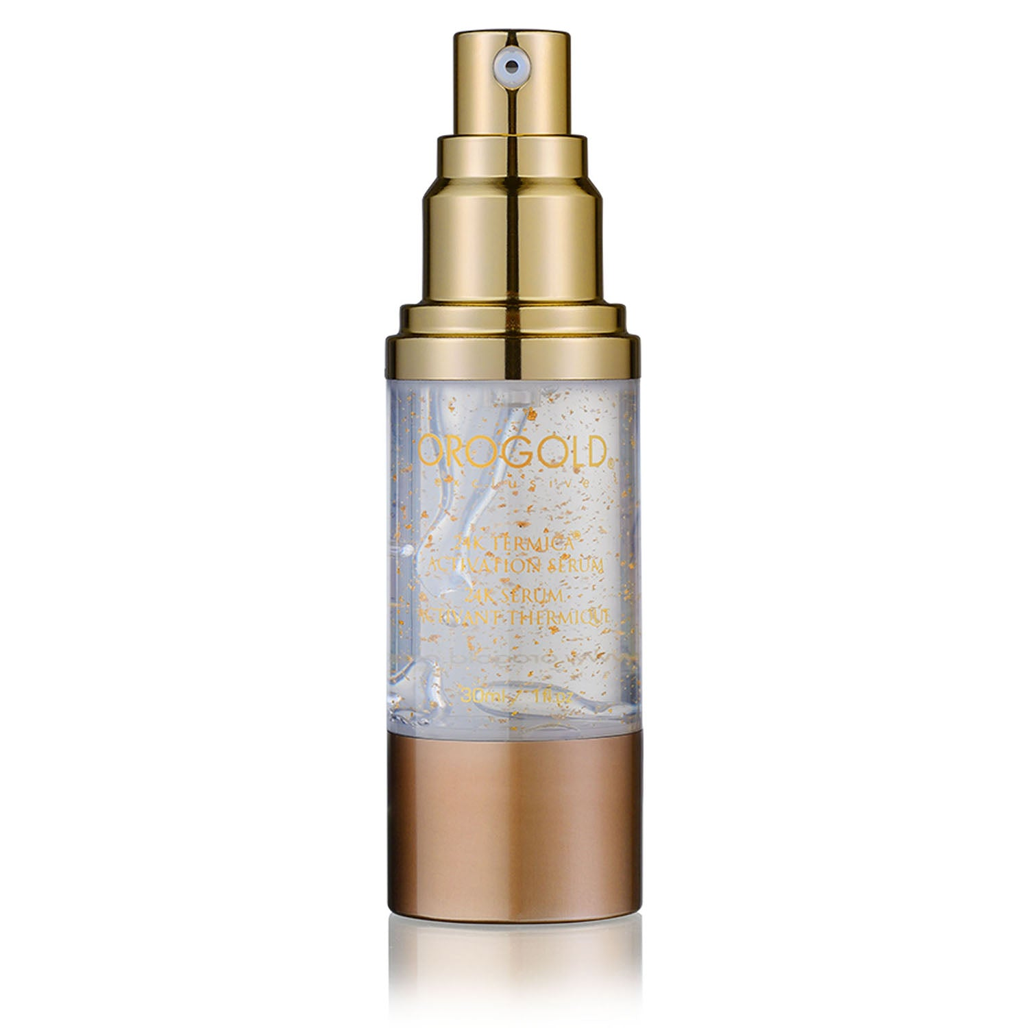 orogold anti wrinkle termica serum