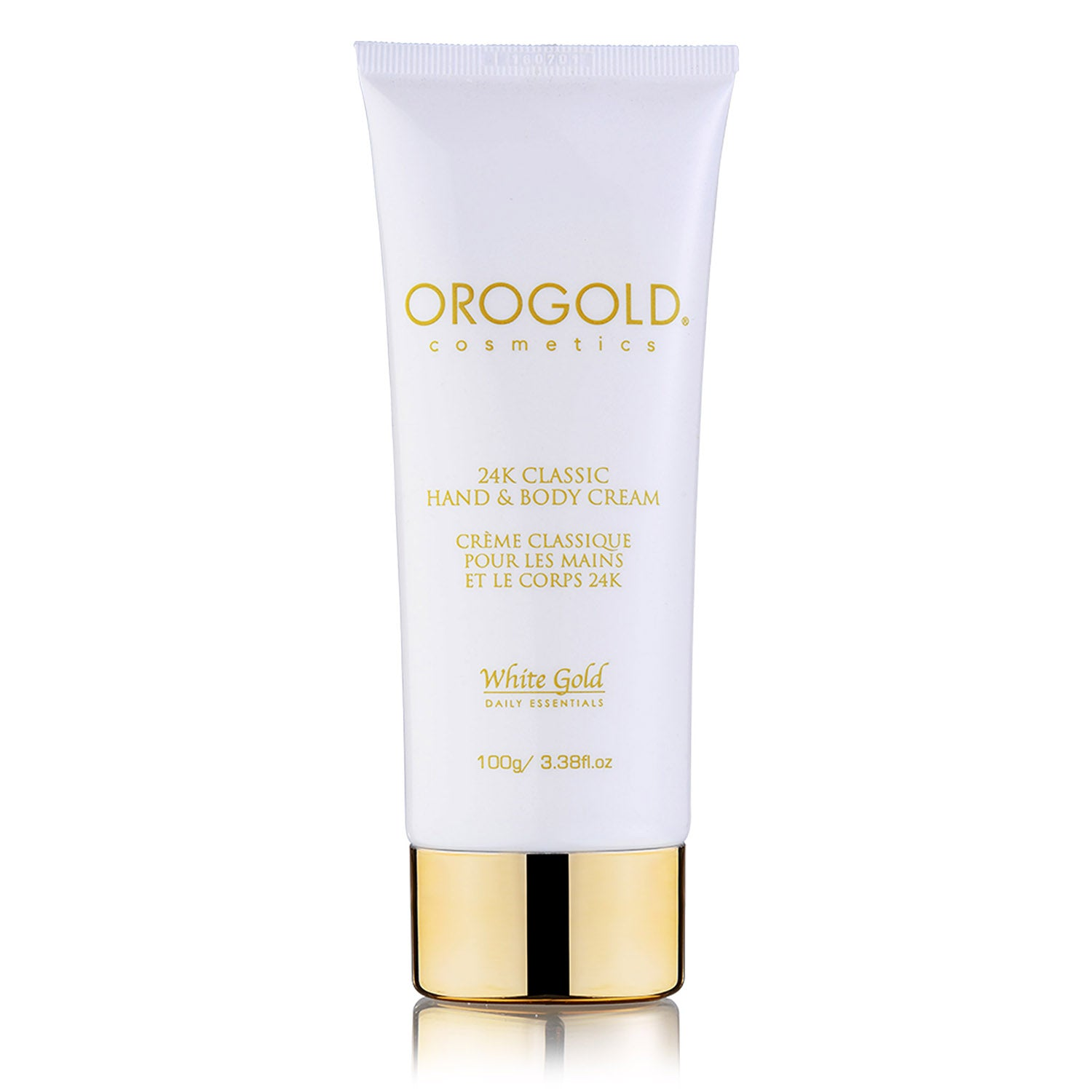 orogold hand and body lotion moisturizer cream