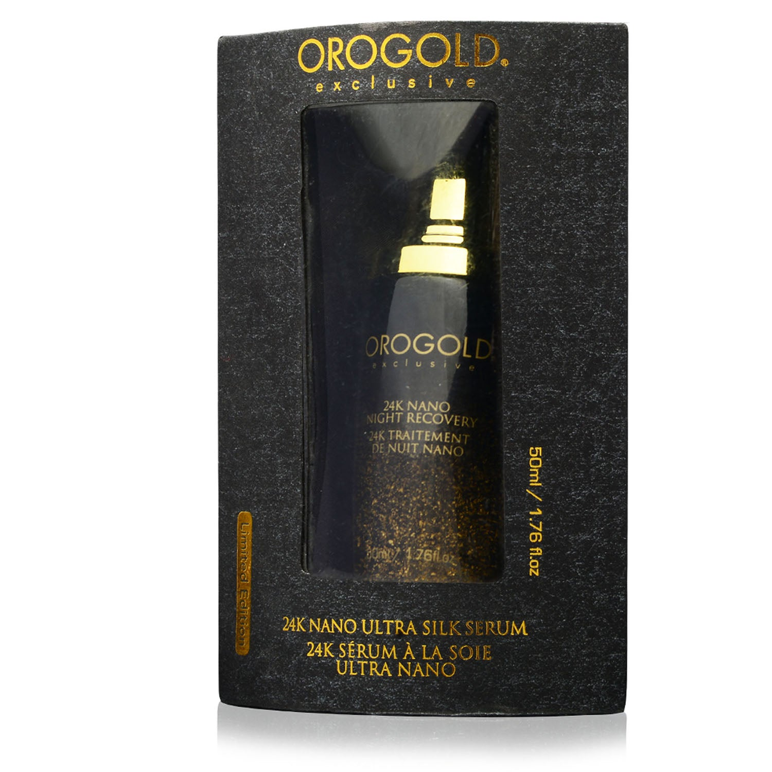 orogold brightening silk serum