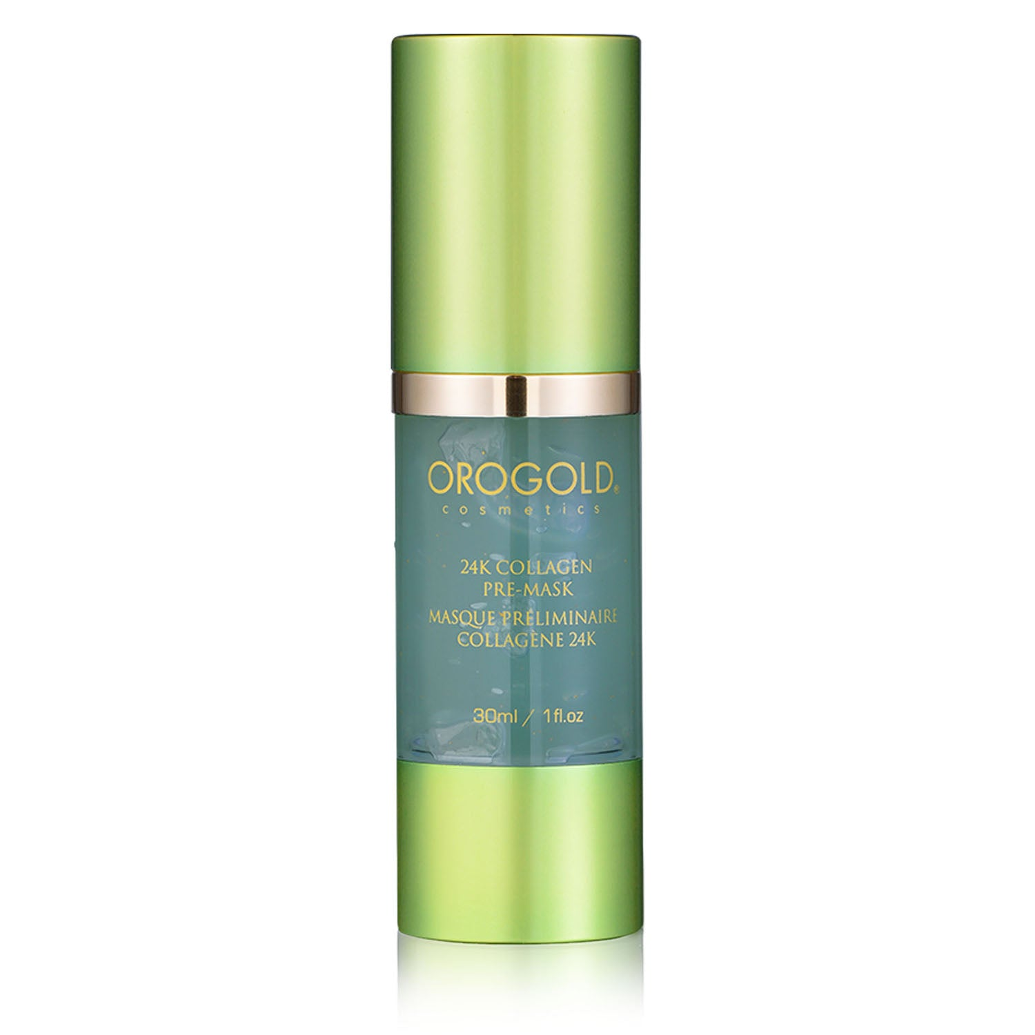 orogold collagen facial cleanser