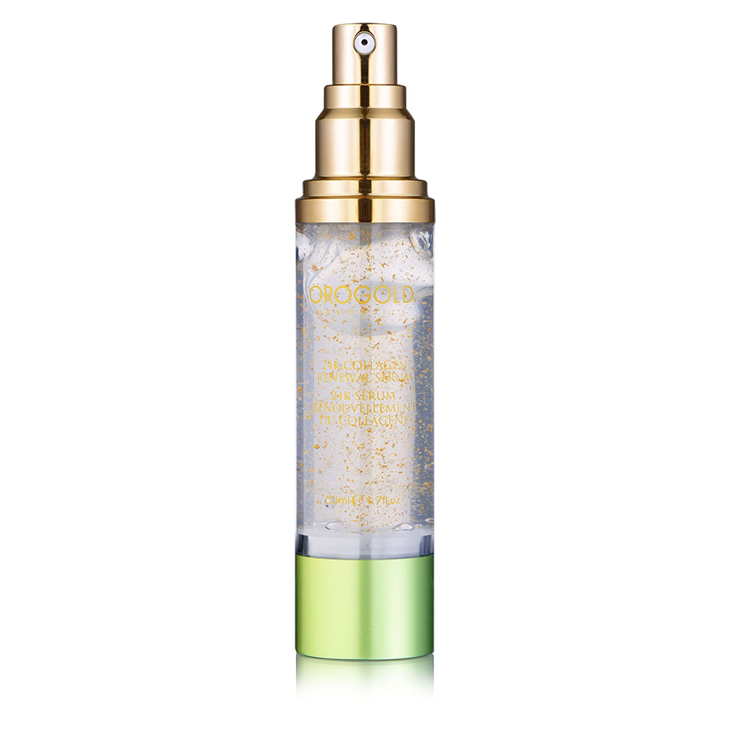 orogold collagen face serum