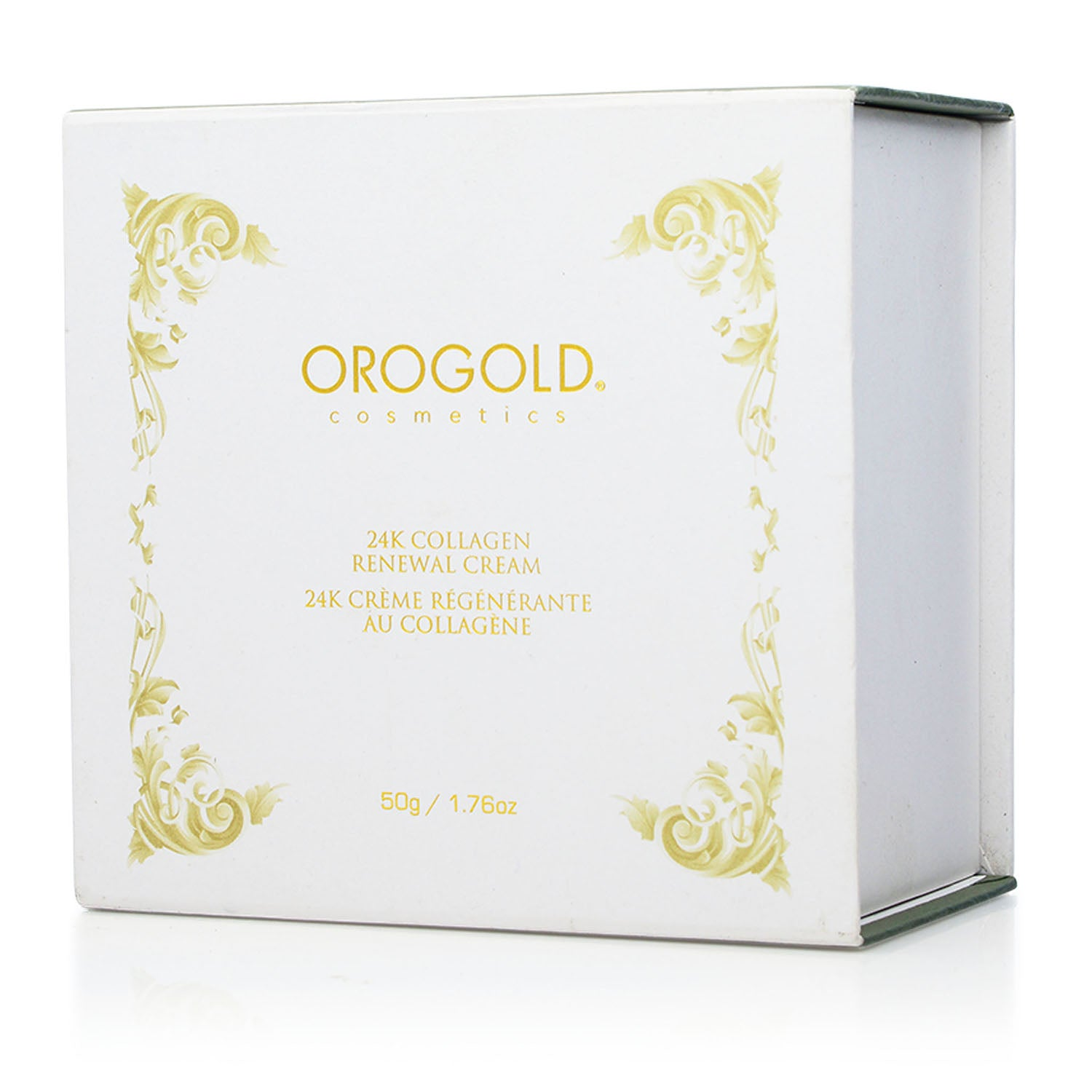 orogold collagen renewal moisturizer