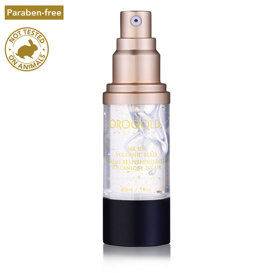 orogold face serum for men