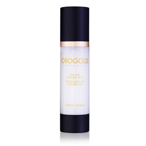 orogold exfoliating peel gel