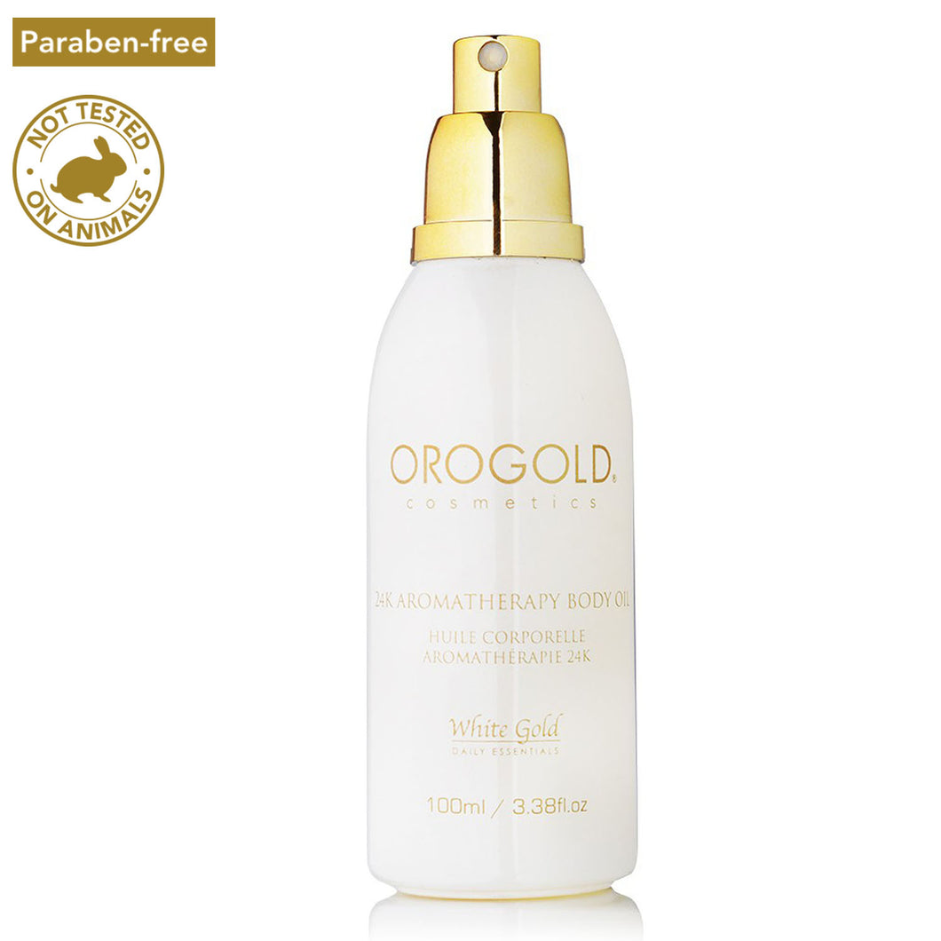 orogold aromatherapy body oil
