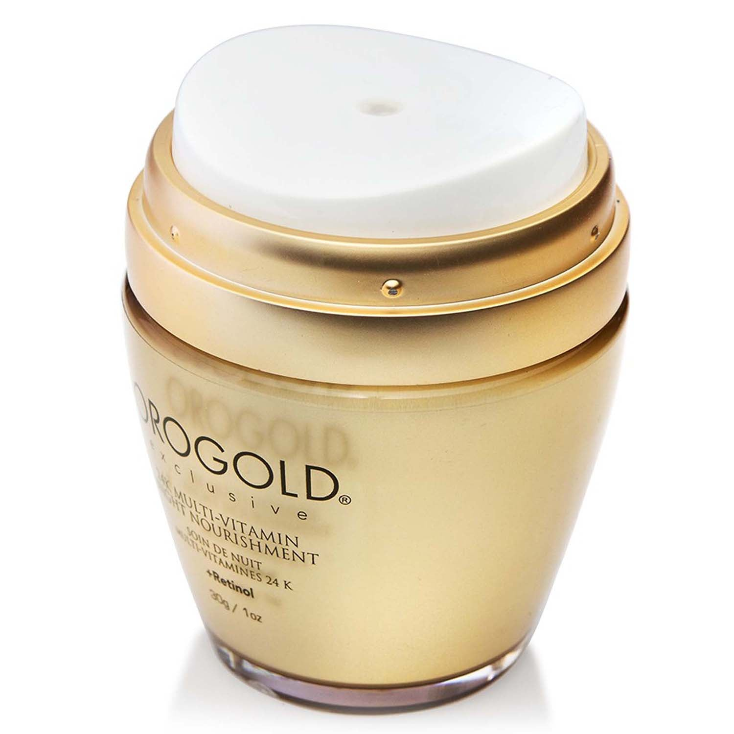 orogold retinol night cream