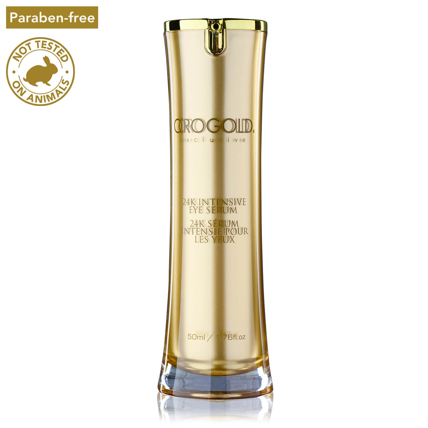 orogold under eye wrinkle cream