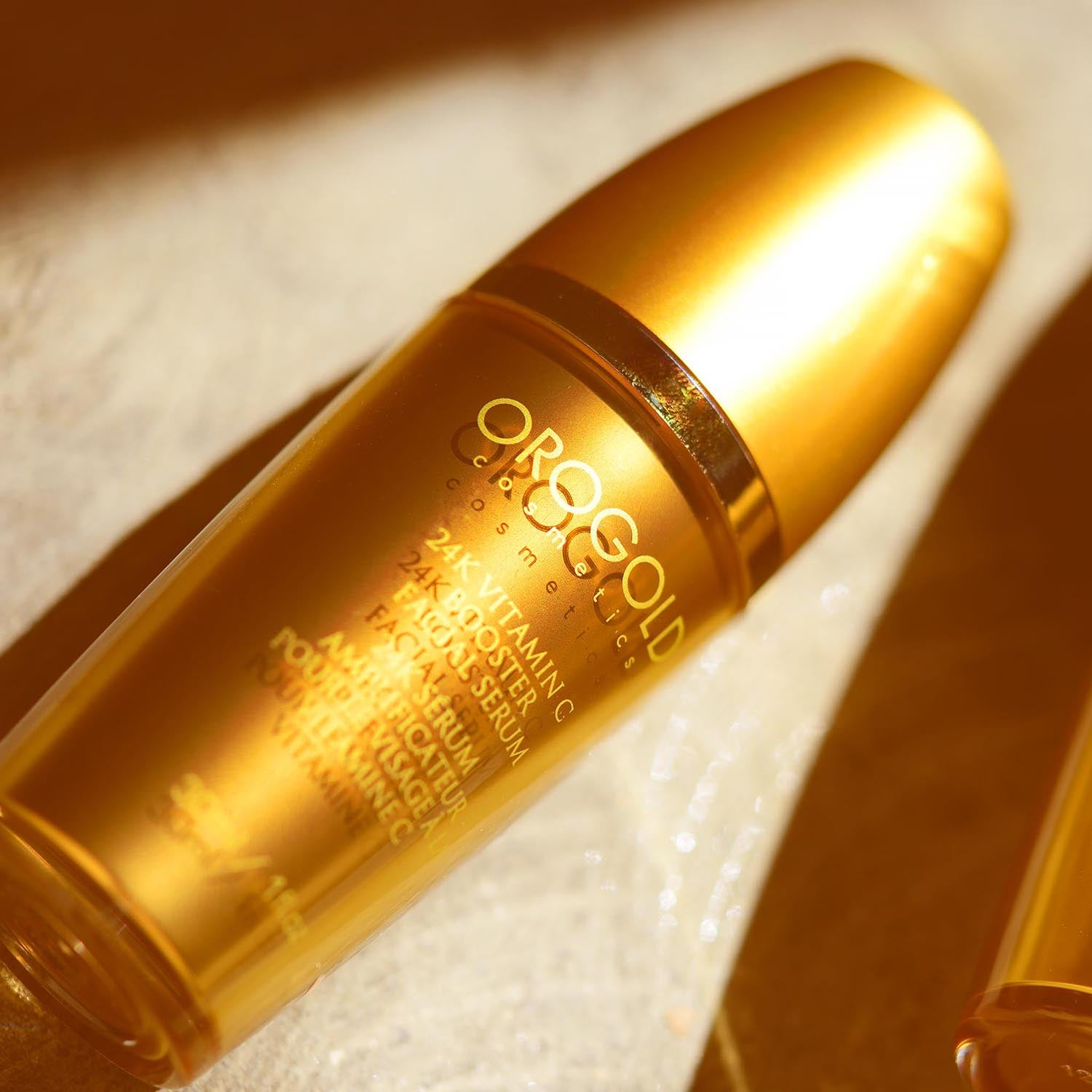 orogold vitamin c booster serum for face
