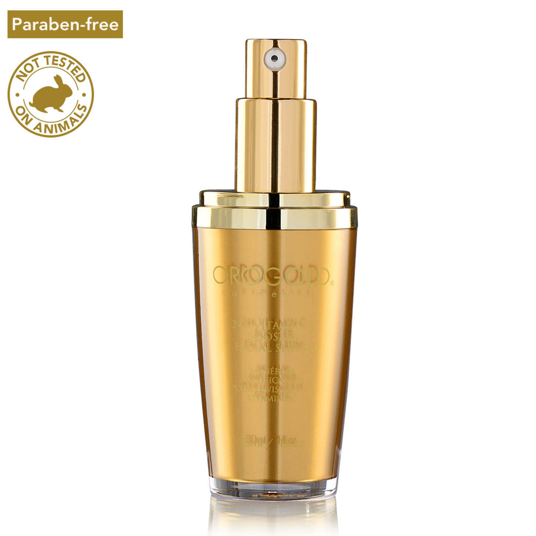 orogold vitamin c booster serum