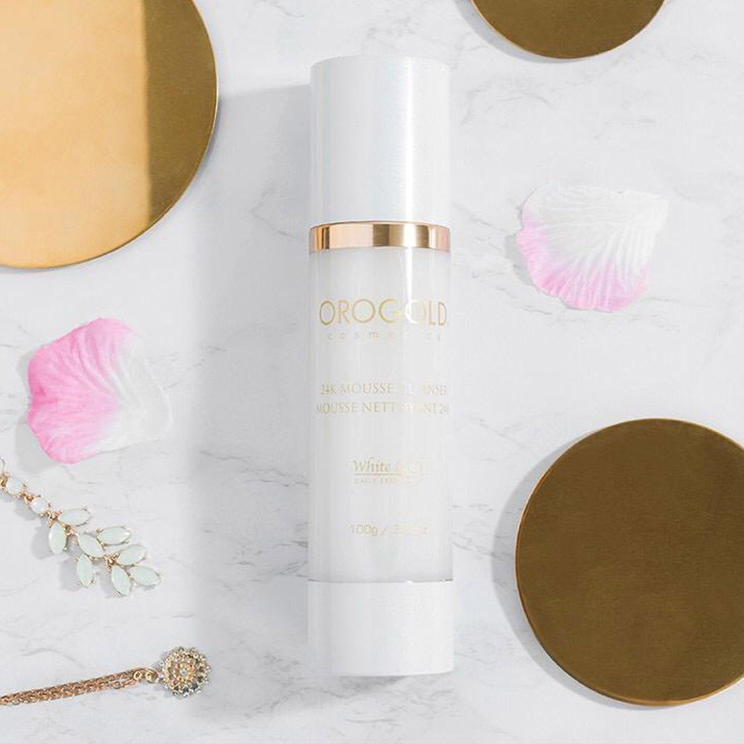 orogold mild facial cleanser