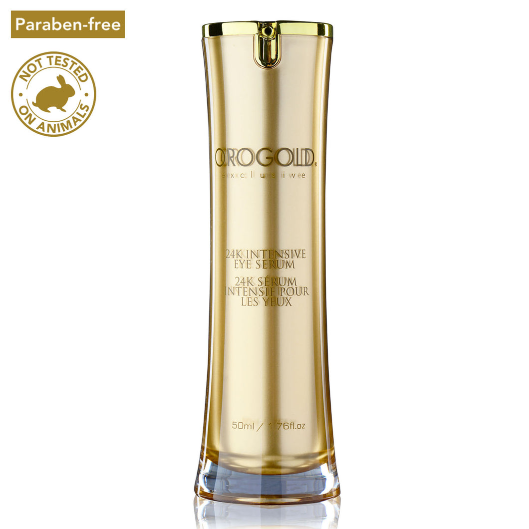 orogold 24k intensive eye serum