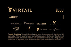 Virtail Skin Care Gift Card