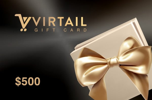 Virtail.com Skin Care Gift Card