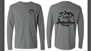Mountain Beauty LONG sleeve