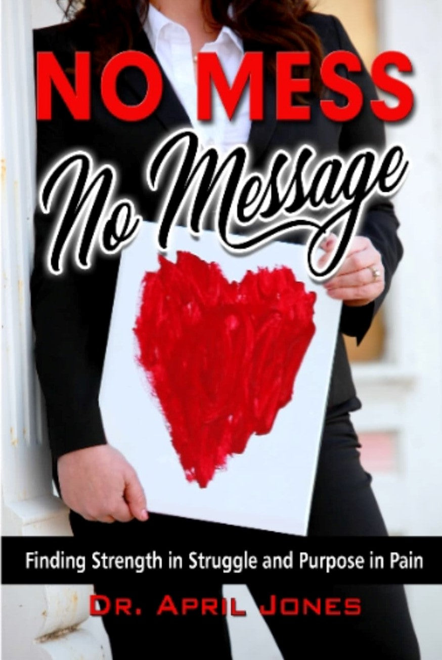 No Mess No Message E-book Digital Download