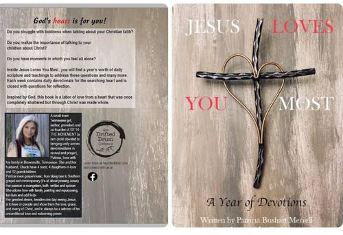 JESUS LOVES YOU MOST 365-DAY DEVOTIONAL