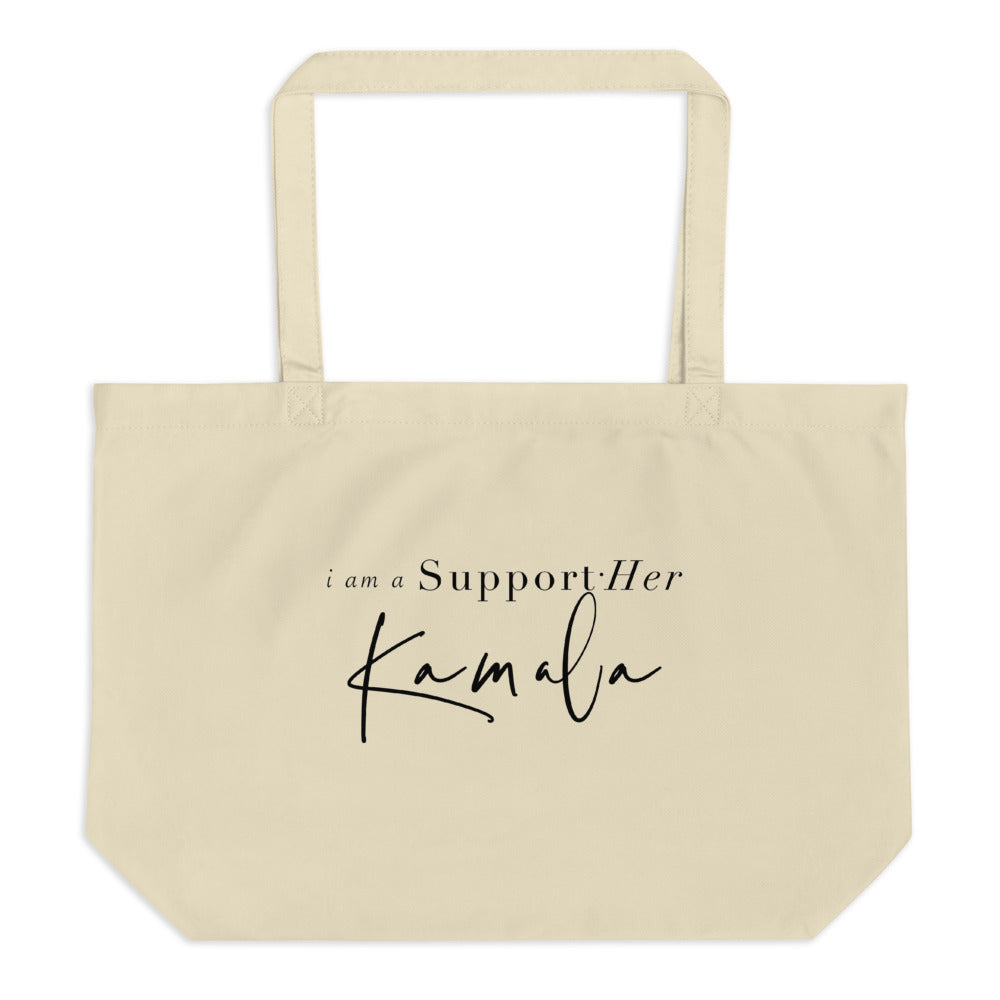 Kamala SupportHER Tote Bag