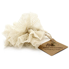Load image into Gallery viewer, Ramie Natural Scrunchie - 55gr