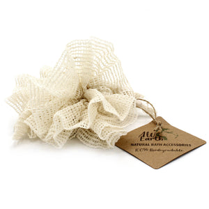 Ramie Natural Scrunchie - 55gr